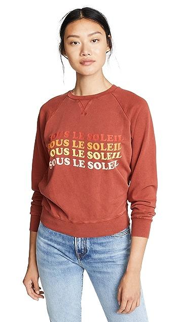 FRAME Sous Le Soleil Sweatshirt