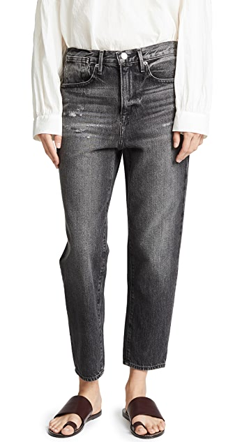 FRAME Le Stevie Crop Jeans