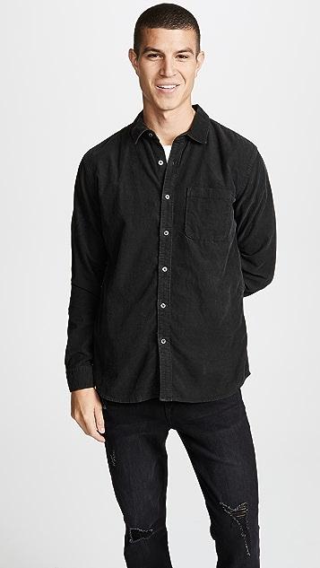 FRAME Corduroy Shirt