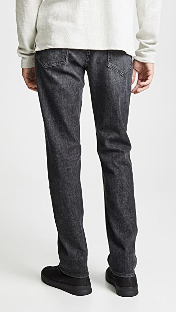 FRAME L'Homme Straight Denim Jeans