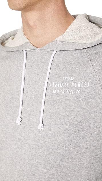 FRAME Logo Hoodie