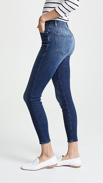 FRAME Ali High Rise Cigarette Jeans