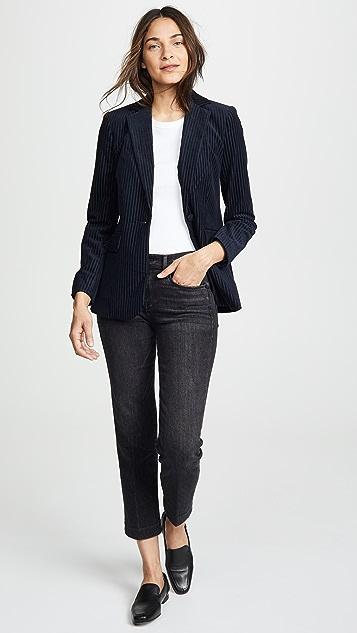 FRAME Прямые джинсы Le Nouveau