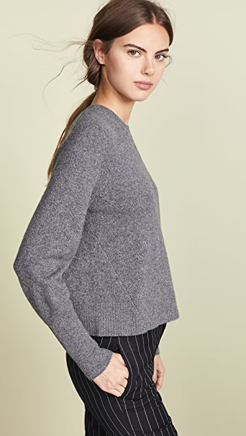 FRAME Chunky Wool Sweater
