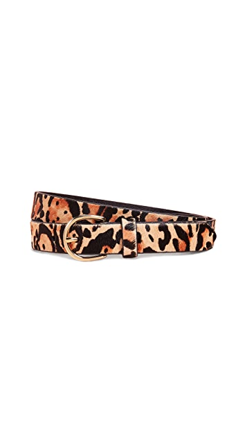 FRAME Тонкий ремень Cheetah