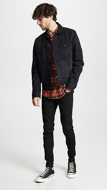 FRAME Jagger True Skinny Jeans