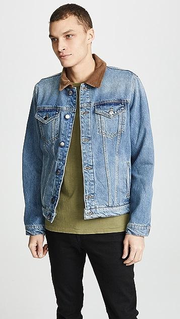 FRAME L'Homme Blanket Jacket