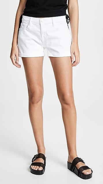 FRAME Le 超短裤