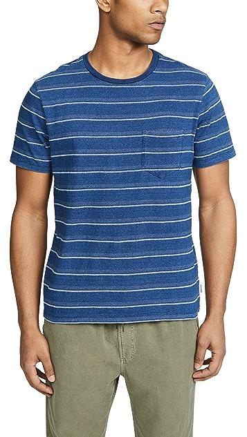 FRAME Pocket T-Shirt