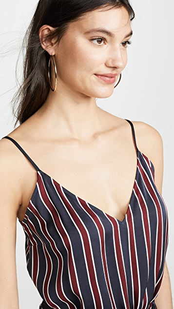 FRAME Classic Cami Blouse
