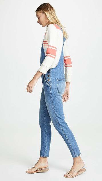 FRAME Le Garcon 连体裤
