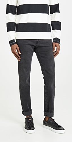 FRAME - L'Homme Slim Fade To Grey Denim Jeans