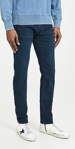 FRAME - L'Homme Skinny Placid Jeans