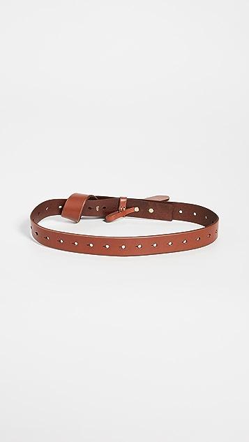 FRAME Long Pin Belt