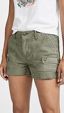 Service Cutoff Shorts