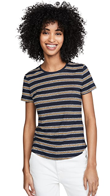 FRAME True Stripe Tee
