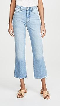 Le Sylvie Kick Flare Jeans