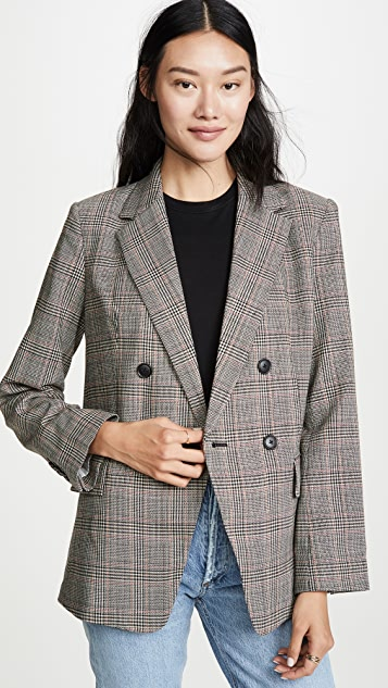 Double Boyfriend Blazer by Frame