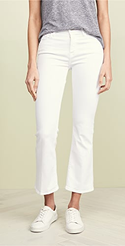 FRAME - Le Crop Mini Boot Cut Jeans