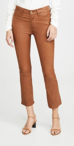 FRAME - Le Crop Mini Boot Cut Pants