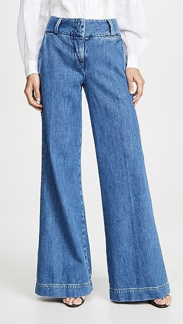 FRAME Metropolitan Pants