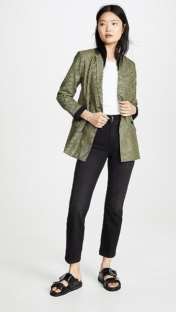 FRAME Heritage Sylvie Slim Straight Jeans