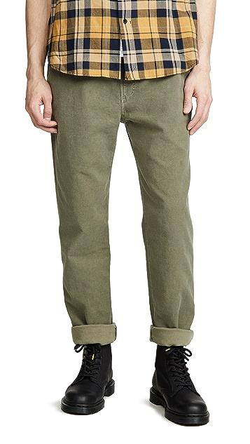 FRAME Drawstring Pants