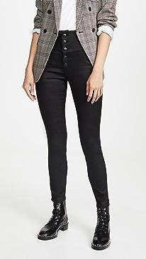 Tux Noir Band Skinny Jeans