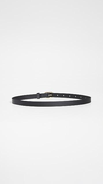 FRAME Petit Oval Belt Buckle