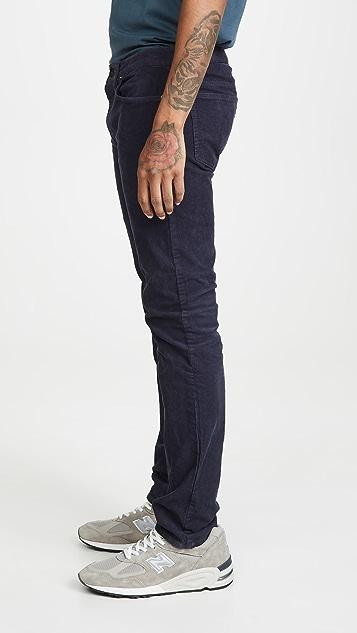 FRAME L'Homme Slim Corduroy Pants