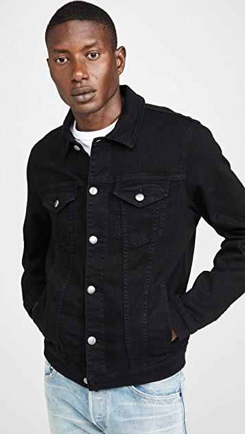 FRAME L'Homme Denim Jacket