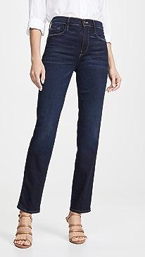 Sylvie Straight Jeans