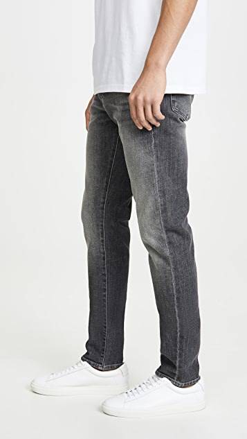 FRAME L'homme Slim Denim In Noah Wash