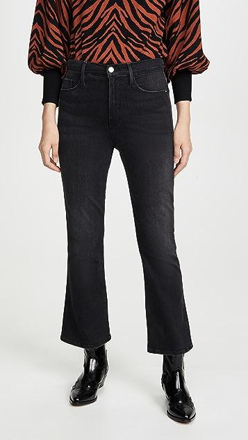 FRAME Le Sylvie Kick Boot Jeans