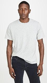 FRAME Short Sleeve Perfect Tee Shirt
