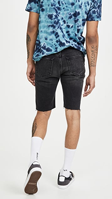 FRAME L'Homme Cut Off Shorts