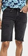 FRAME L'Homme Cut Off Shorts