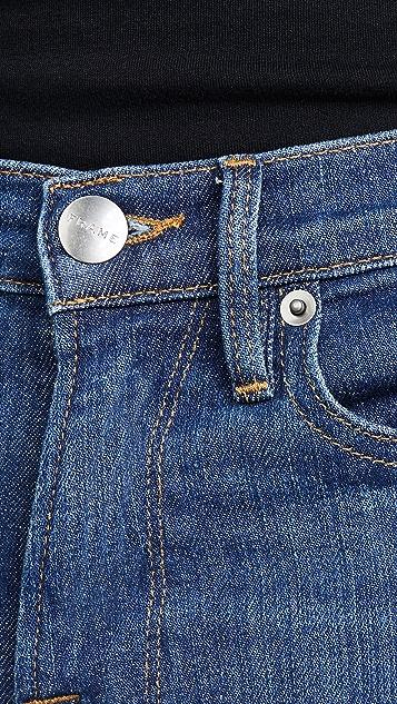 FRAME L'Homme Slim Denim Jeans in Verdugo Verd Wash