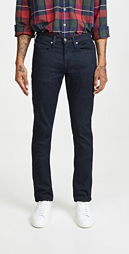 FRAME - L'Homme Slim Denim Jeans in Edison Edis Wash