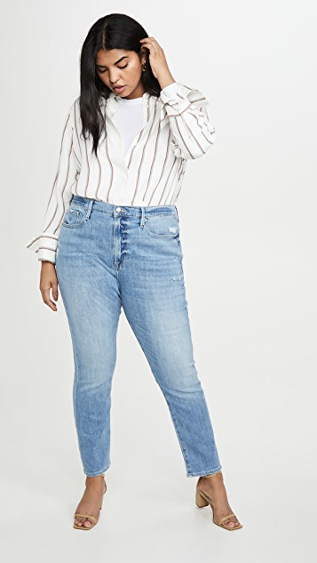 FRAME Le Beau Jeans