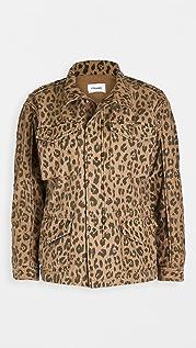 FRAME Spring Cheetah Service 夹克