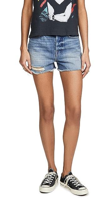 FRAME 传统复古短裤
