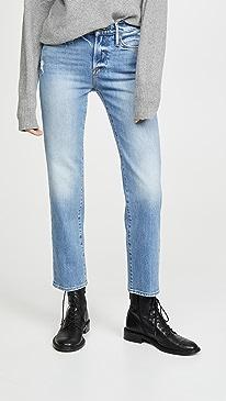 Le Nouveau Straight Jeans