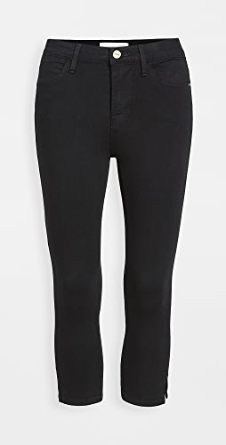FRAME - Le High Pedal Pusher Jeans