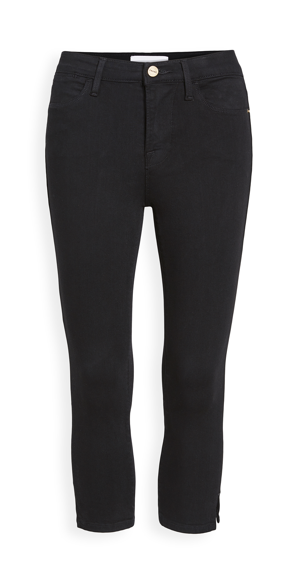 FRAME Le High Pedal Pusher Jeans