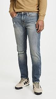 FRAME L'Homme Skinny Jeans