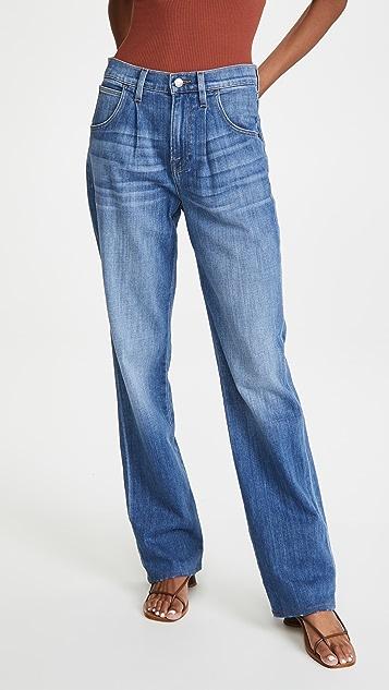FRAME Le Baggy Jeans