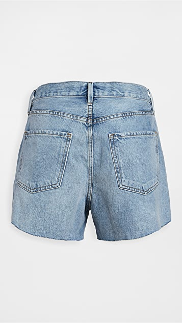 FRAME Le Ultra Baggy Shorts