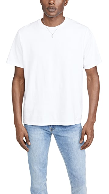 FRAME Short Sleeve Perfect T-Shirt