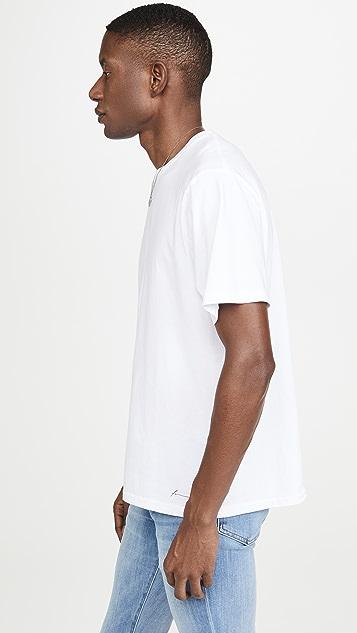 FRAME Short Sleeve Perfect T-Shirt